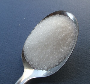 sucrose-spoon